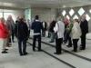 Die neue Moschee innen