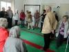 Unterrichtsraum - viele Fragen zum Islam